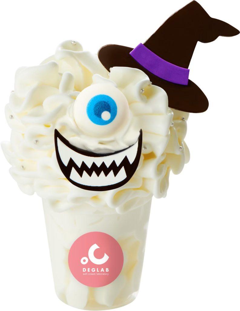9/15(火)より秋限定ソフトクリーム「エアリーソフトクリーム‐マロン」が新登場します。