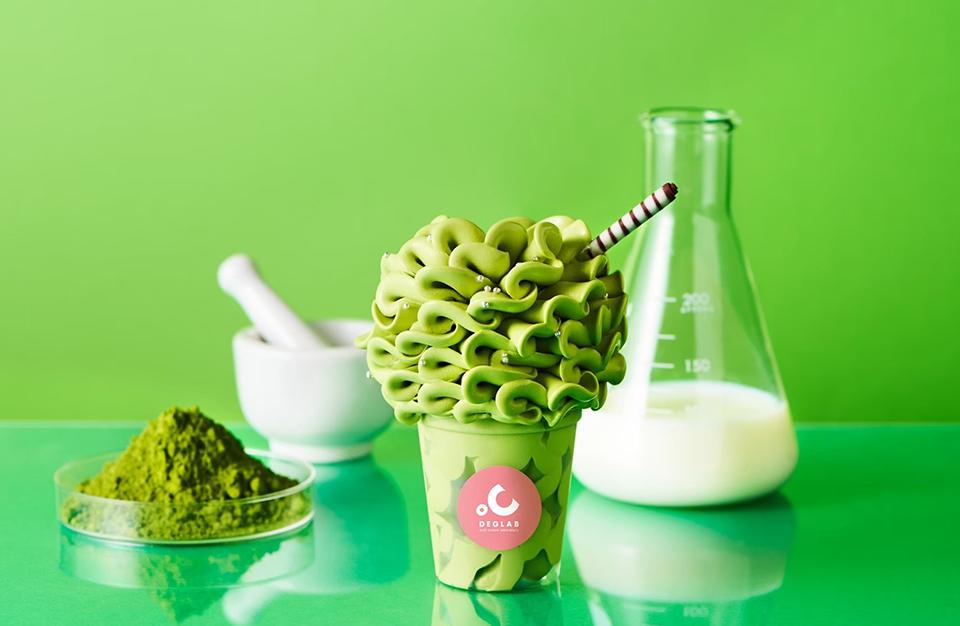 【3/1(日)】から季節限定ソフトクリーム「京宇治抹茶」が新登場します。